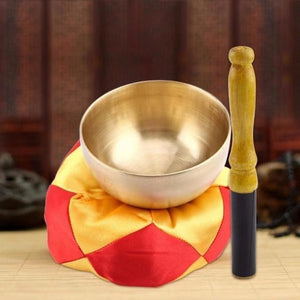 Tibetan Singing Bowl Set - Blue Buddha Store