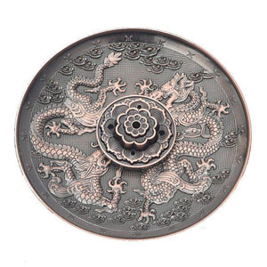 Dragon Incense Burner - Blue Buddha Store