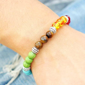 Colors of the Wind Bracelet - Blue Buddha Store