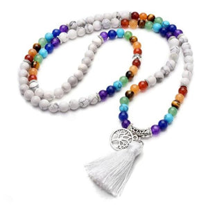 7 Chakra Mala Beads (6 Colors) - Blue Buddha Store
