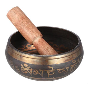 Handmade Tibetan Singing Bowl Set - Blue Buddha Store