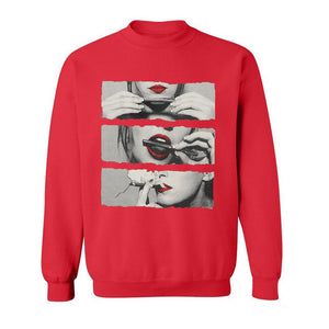Roll It, Lick It, Smoke It! - Sweatshirt