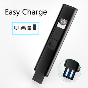 Rechargeable USB Touch Sensor Electric Lighter