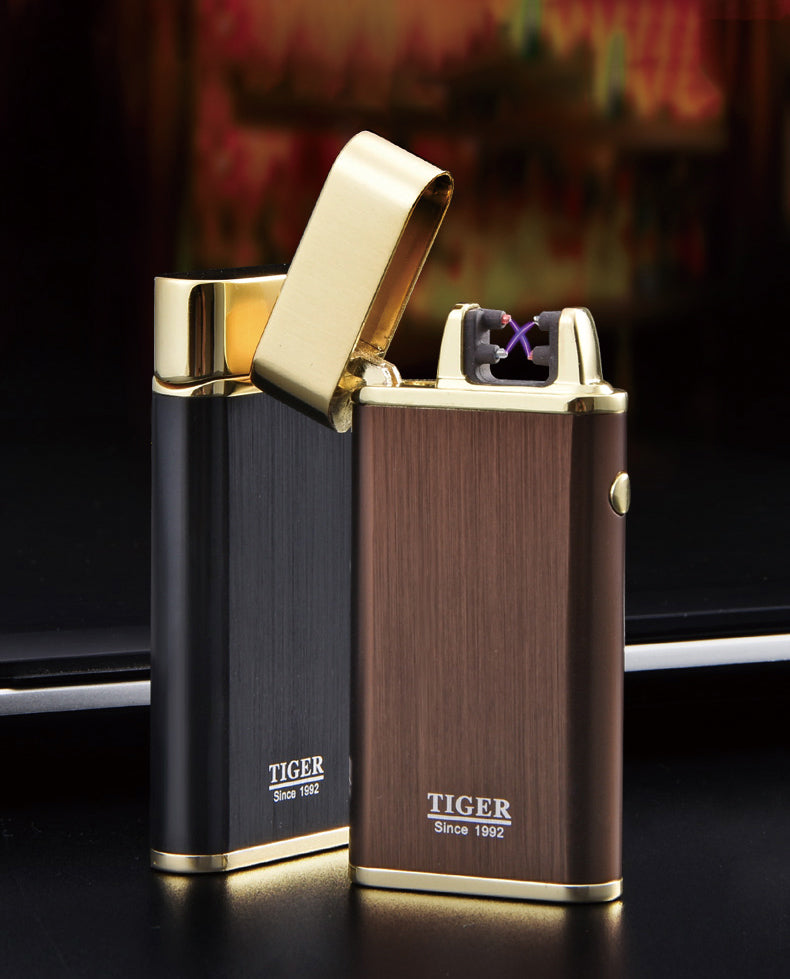 USB Rechargeable Windproof Electronic Lighter