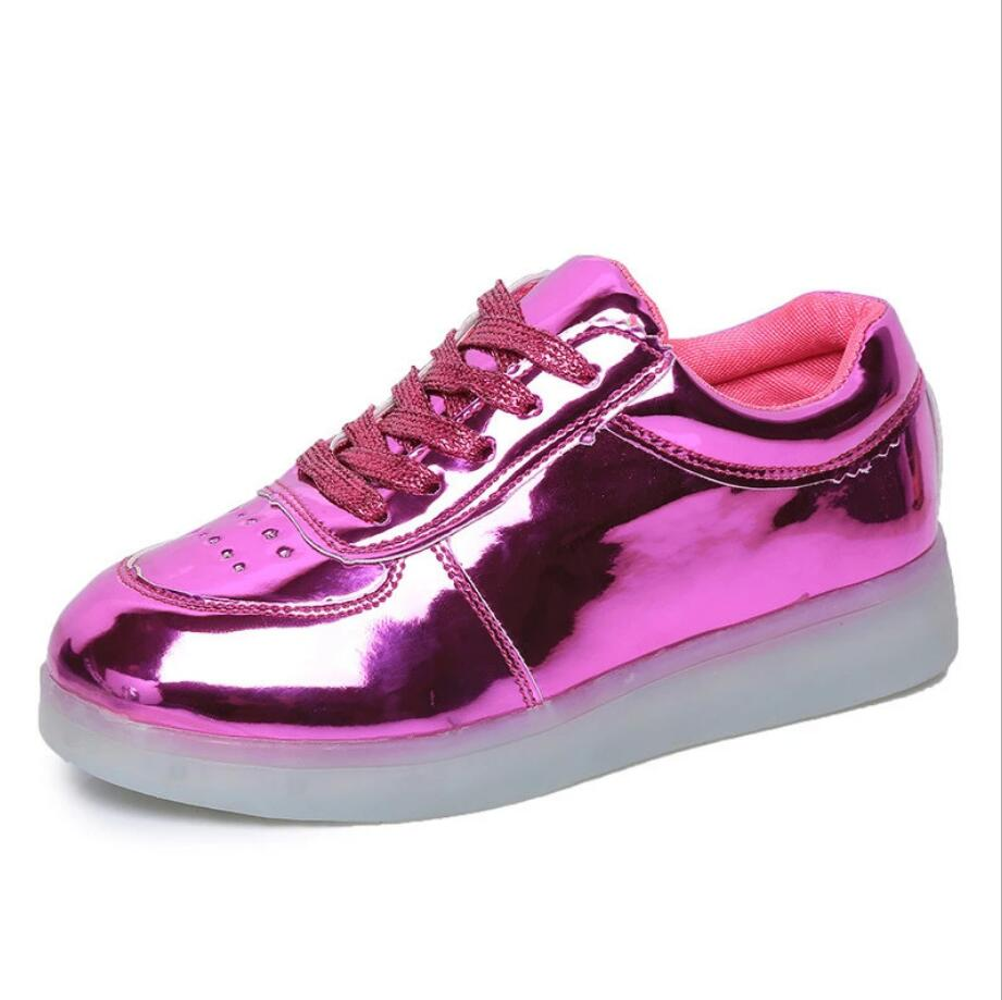 Light Up Sneakers - GWF