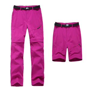Women's Hiking Pant with Zip Off for Shorts    GWF
