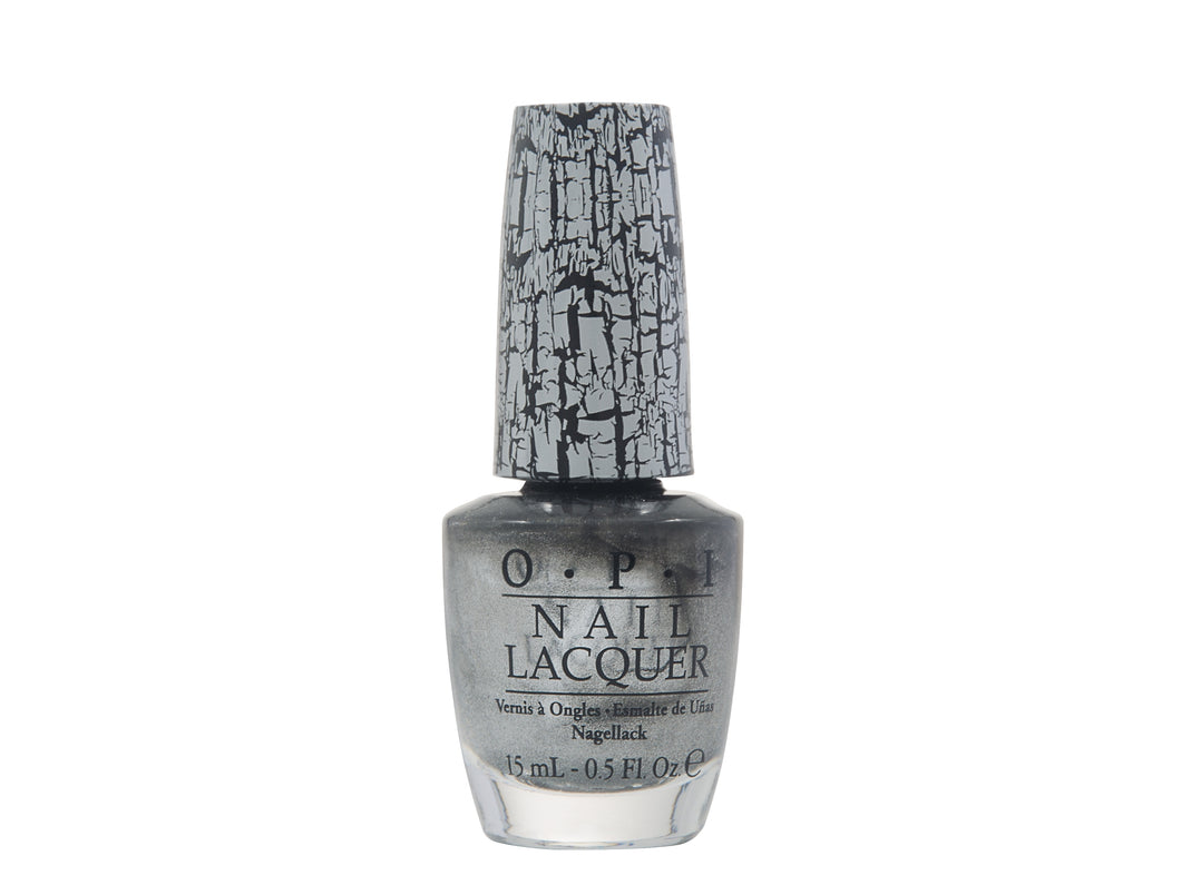OPI Top Coat 15ml - Silver Shatter