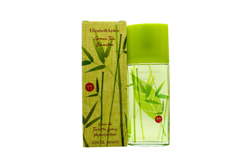 Elizabeth Arden Green Tea Bamboo Eau de Toilette 100ml Spray