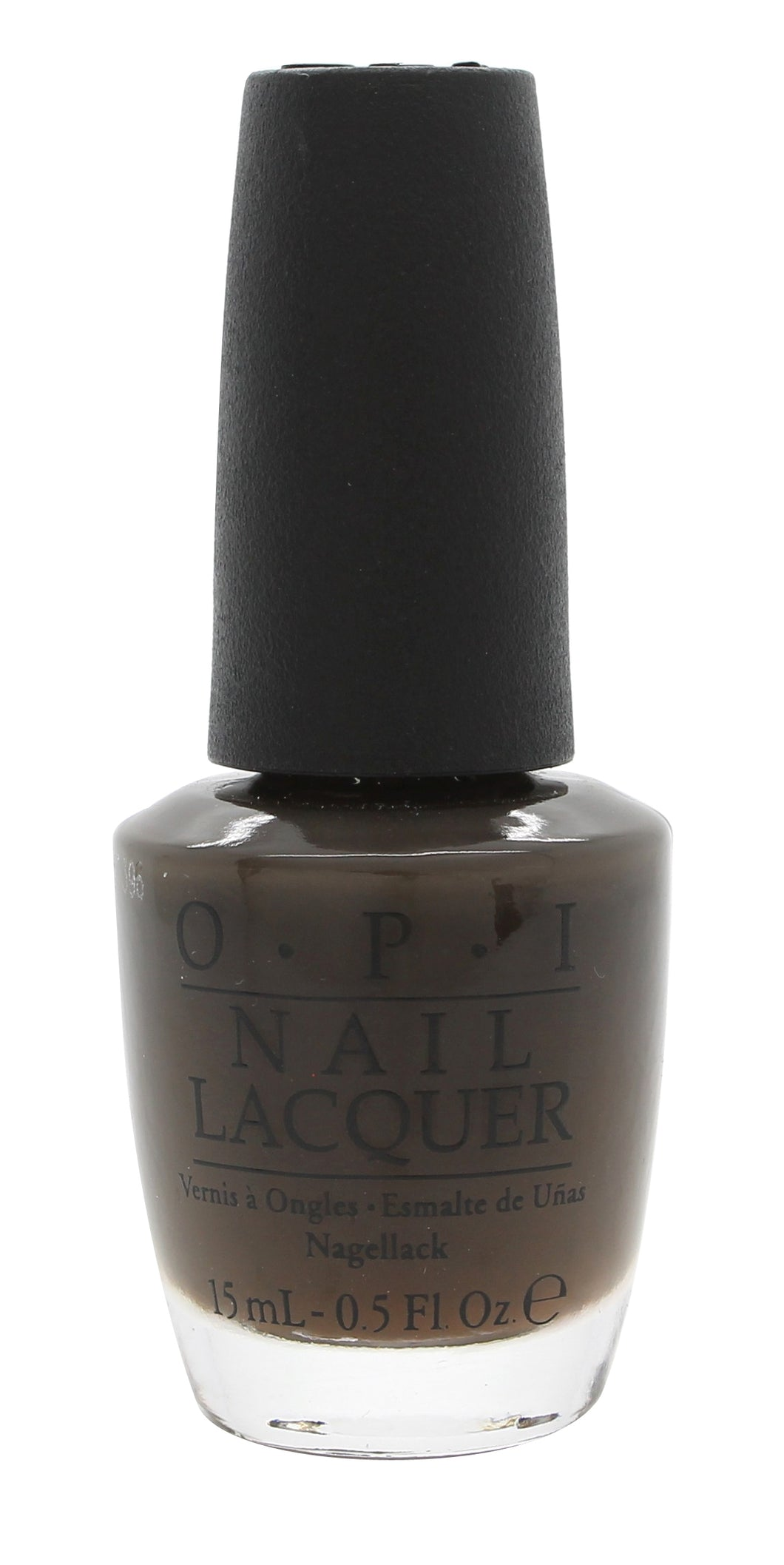 OPI Touring America Nail Polish 15ml - Get In The Expresso Lane