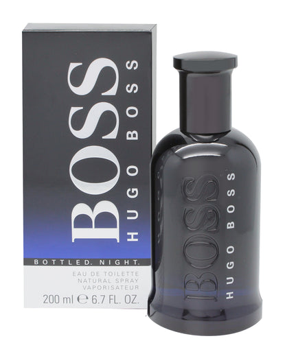 Hugo Boss Boss Bottled Night Eau de Toilette 200ml Spray