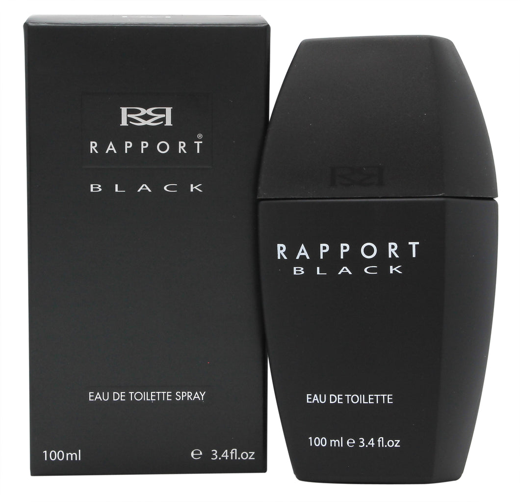 Dana Rapport Black Eau de Toilette 100ml Spray