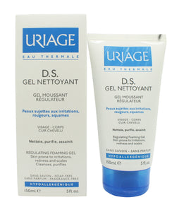 Uriage D.S Anti-Irritation & Redness Foaming Gel 150ml