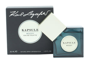 Karl Lagerfeld Kapsule Woody Eau de Toilette 30ml Spray