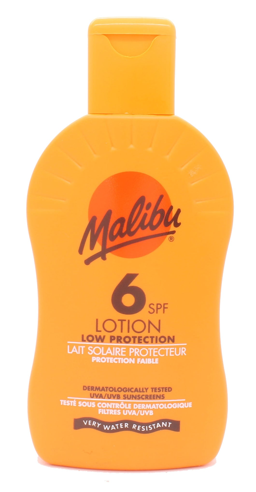 Malibu Sun Lotion SPF6 Low Protection 200ml