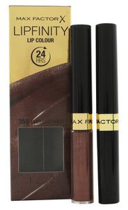 Max Factor Lipfinity Lip Colour - 355 Ever Lustrous