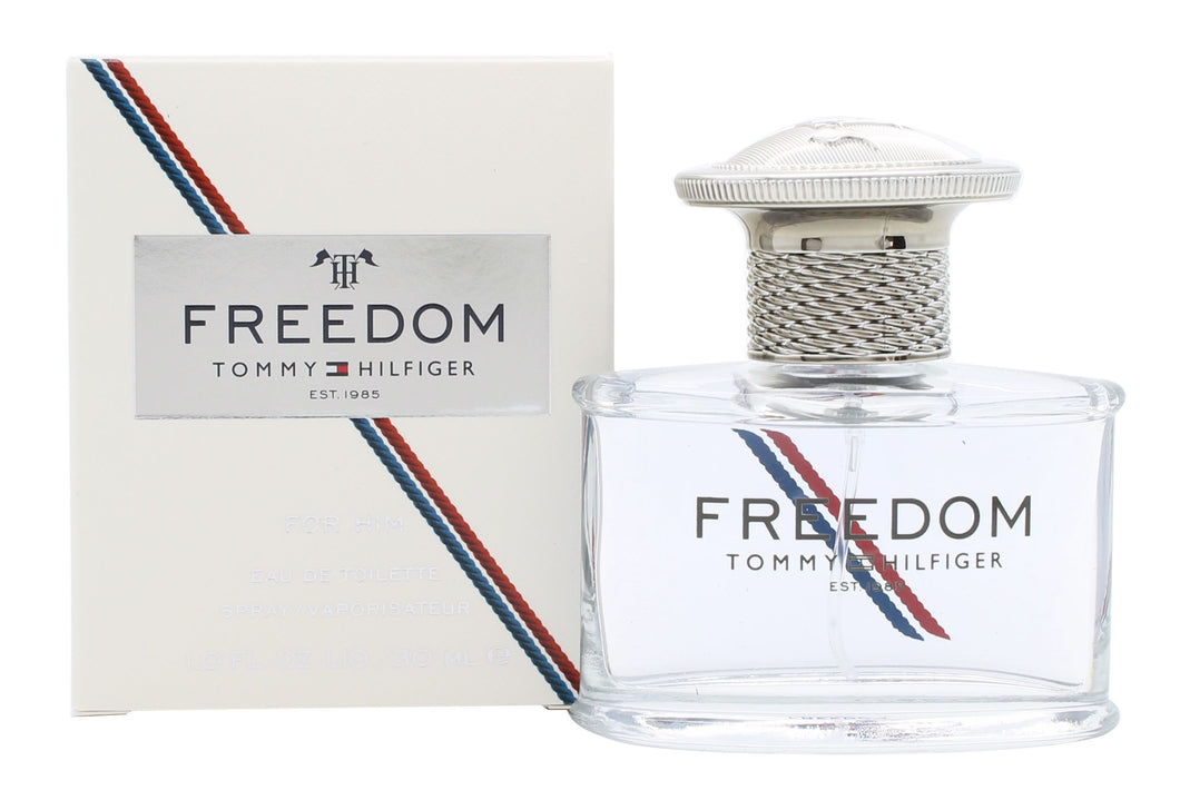 Tommy Hilfiger Freedom for Him Eau de Toilette 30ml Spray