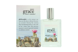 Philosophy Pure Grace Desert Summer Eau de Toilette 60ml Spray