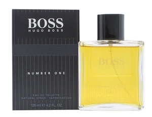 Hugo Boss Boss Number One Eau de Toilette 125ml Spray