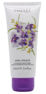 Yardley April Violets Hand Cream 100ml