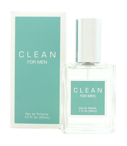 Clean Men Eau de Toilette 30ml Spray