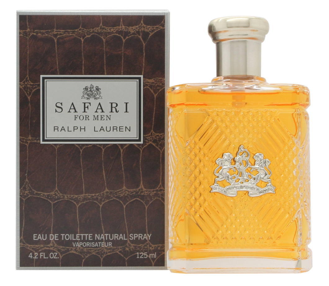 Ralph Lauren Safari Eau de Toilette 125ml Spray