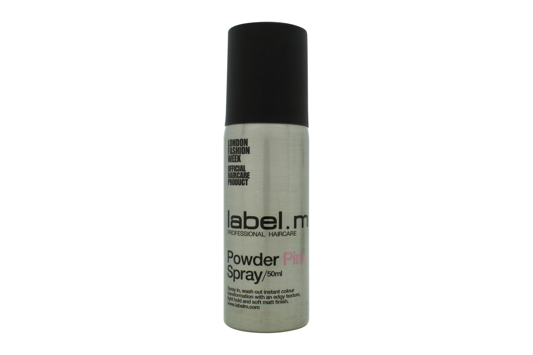 Label.m Powder Pink Hair Spray 50ml
