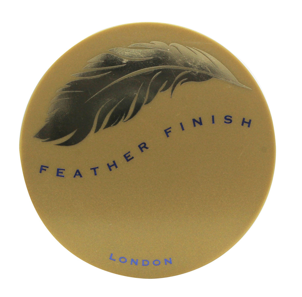Mayfair Feather Finish Compact Powder with Mirror 10g - 05 Honey Beige