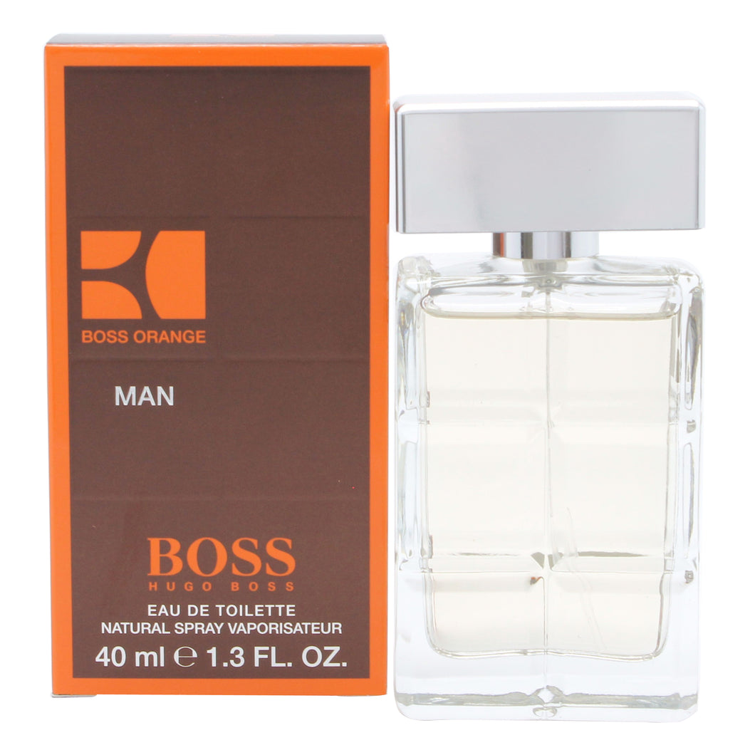 Hugo Boss Boss Orange Man Eau de Toilette 40ml Spray