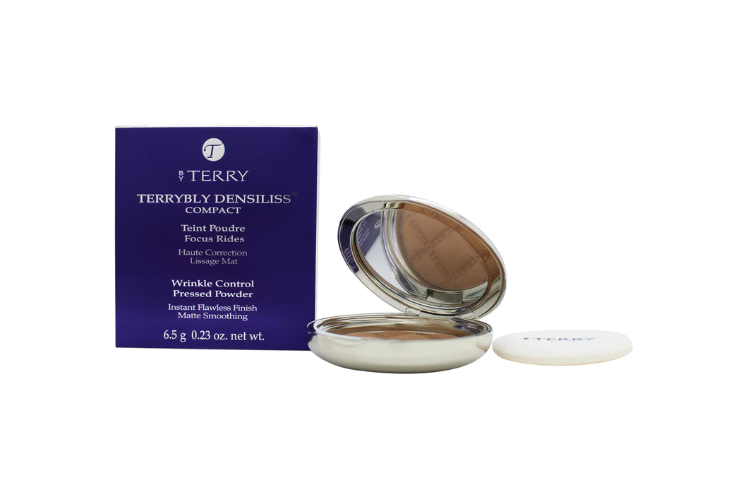 By Terry Terrybly Densiliss Compact Wrinkle Control Pressed Powder 6.5g - 4 Deep Nude