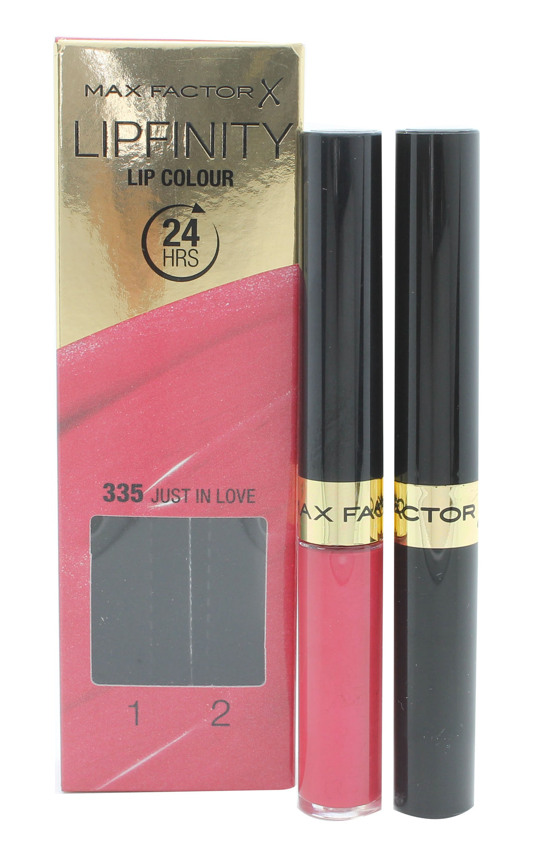 Max Factor Lipfinity Lip Colour - 335 Just In Love