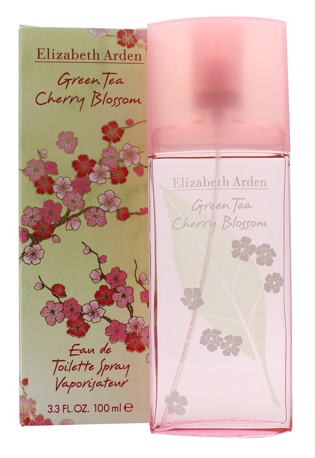 Elizabeth Arden Green Tea Cherry Blossom Eau de Toilette 100ml Spray