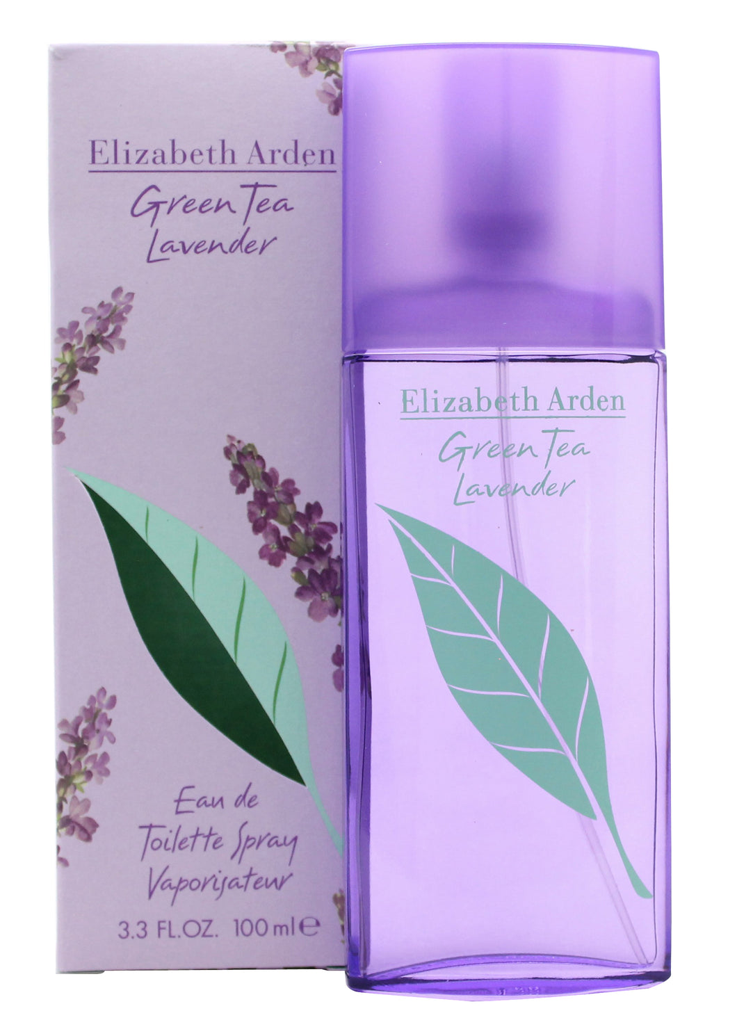 Elizabeth Arden Green Tea Lavender Eau de Toilette 100ml Spray