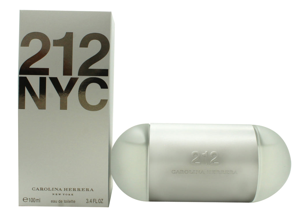 Carolina Herrera 212 Femme Eau de Toilette 100ml Spray