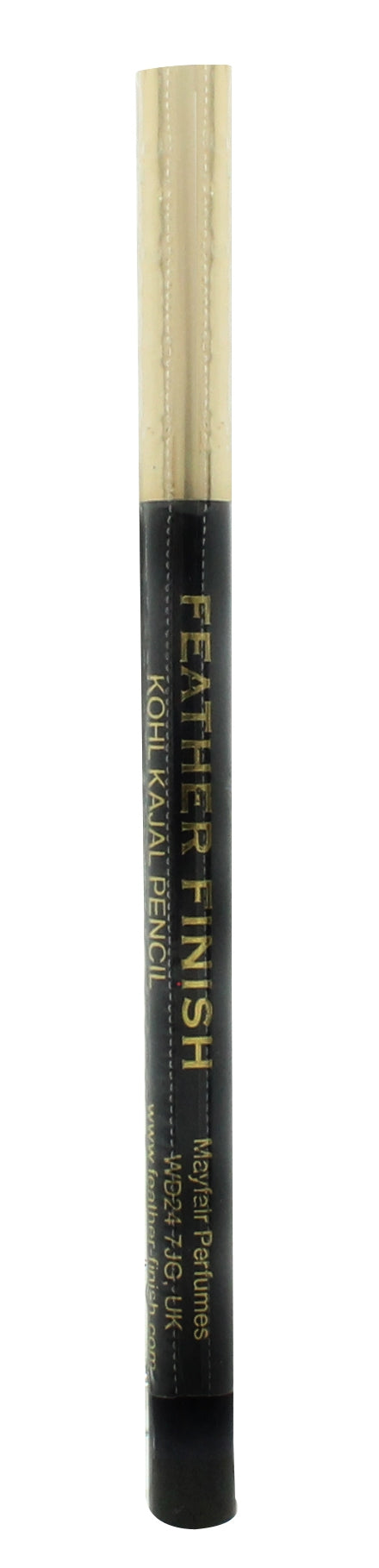 Mayfair Feather Finish Kohl Pencil - Black