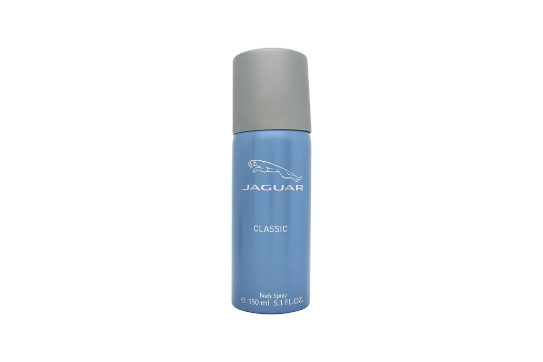 Jaguar Classic Blue Deodorant Spray 150ml