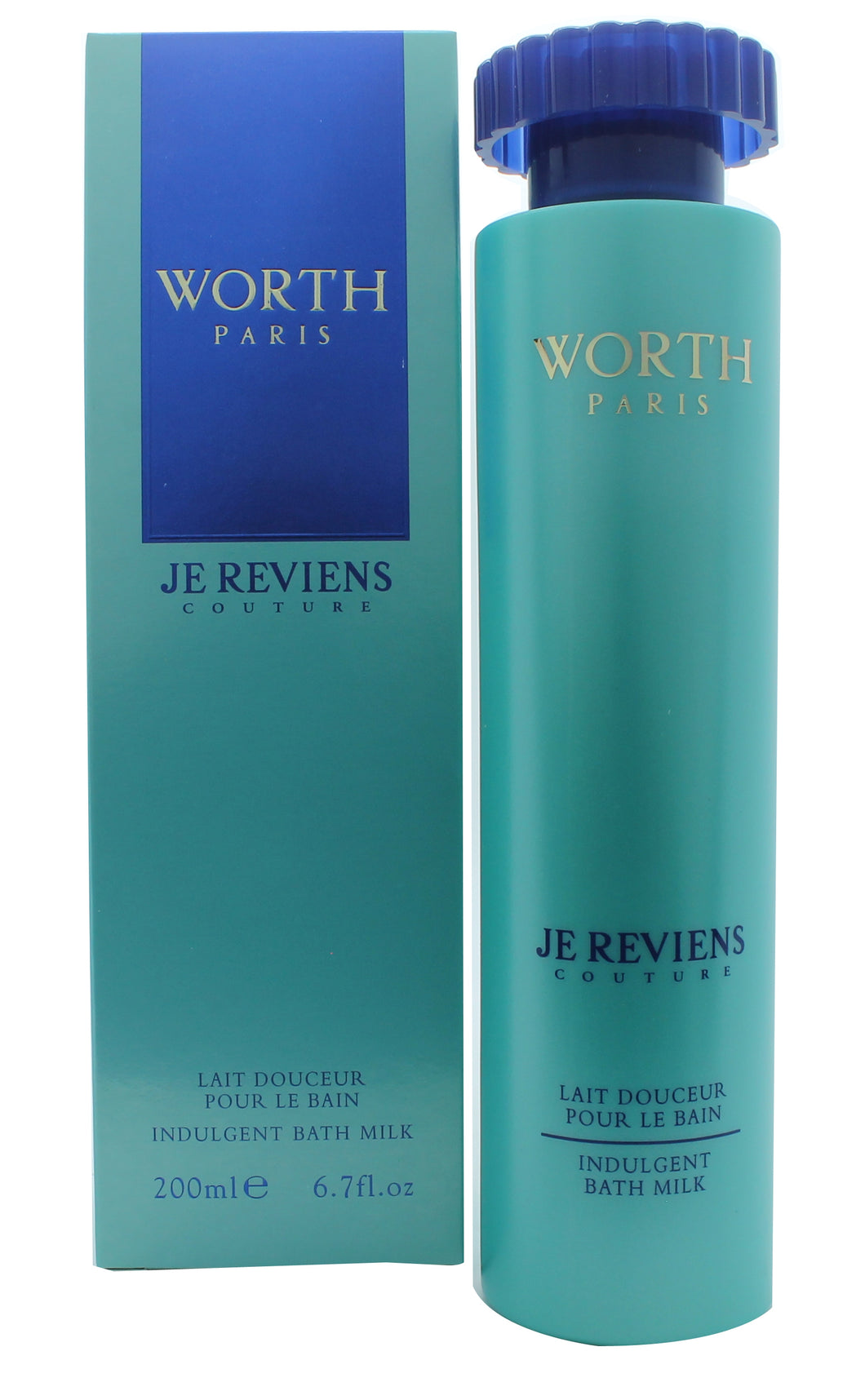 Worth Je Reviens Couture Bath Milk 200ml
