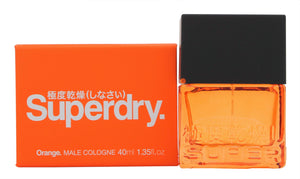 Superdry Orange Cologne 40ml Spray