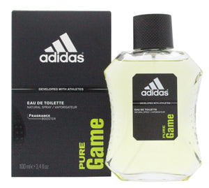 Adidas Pure Game Eau de Toilette 100ml Spray