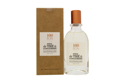 100BON Eau de Thé & Gingembre Refillable Eau de Parfum 50ml Spray