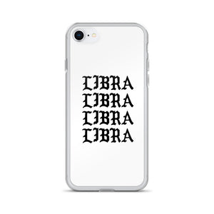 Libra Gothic iPhone Case