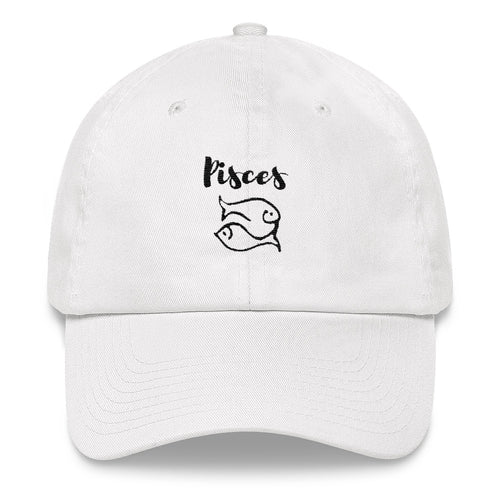 Pisces Fish Dad hat