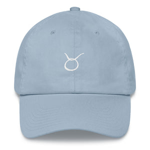 Taurus Symbol Dad hat