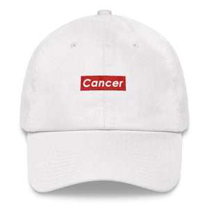 Cancer Supreme Style Dad hat