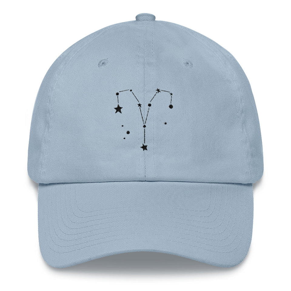 Aries Symbol Dad hat