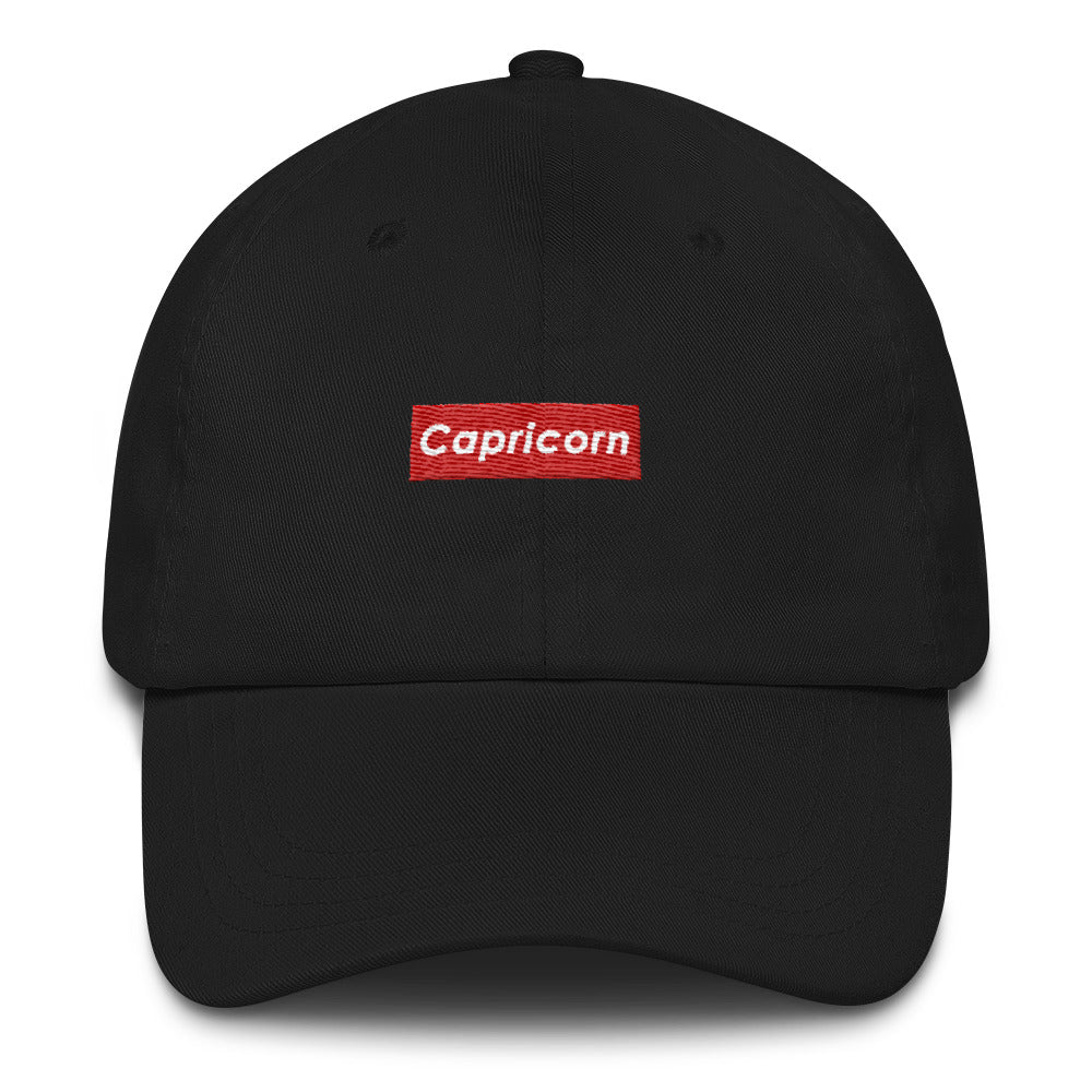Capricorn Supreme Style Dad hat