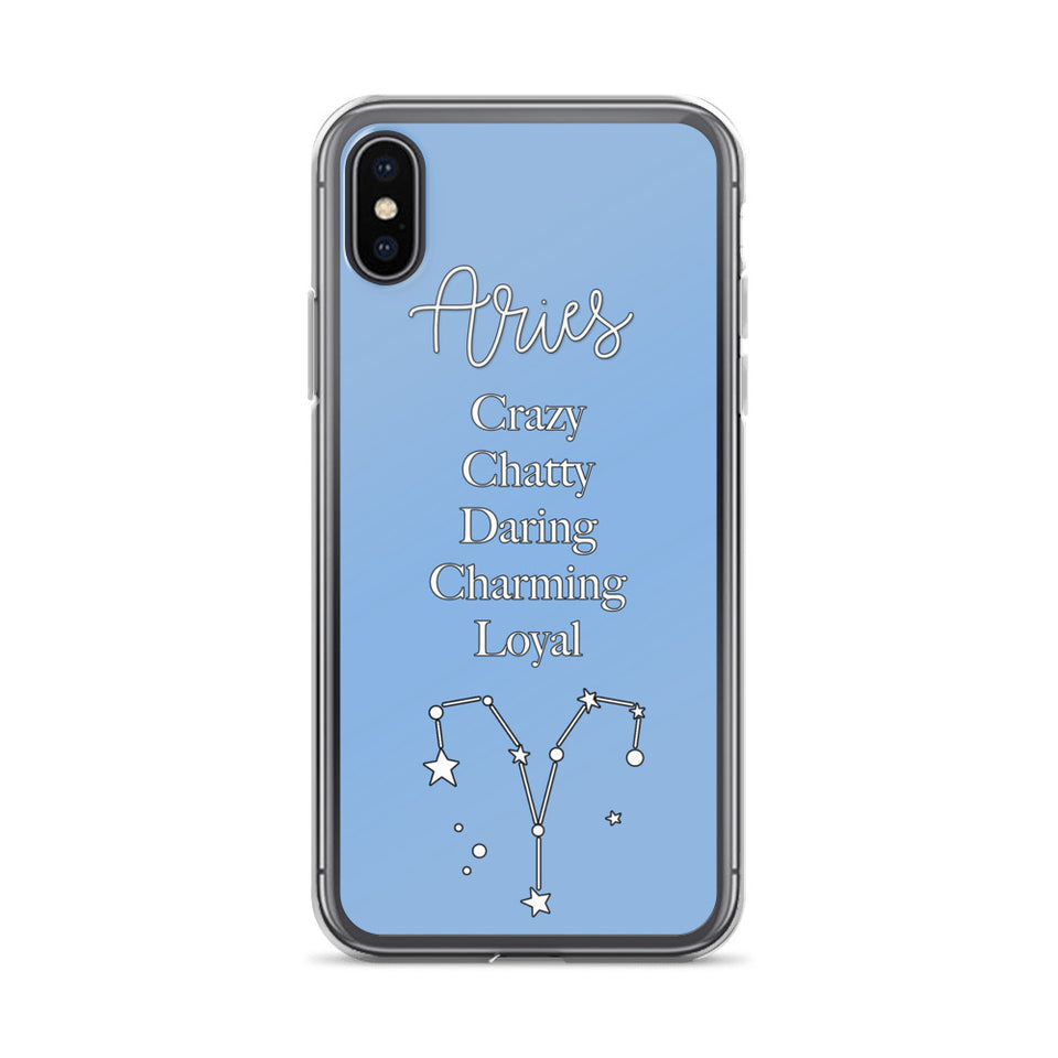 Typical Aries iPhone Case