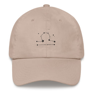 Libra Sign Dad hat