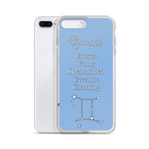 Typical Gemini iPhone Case