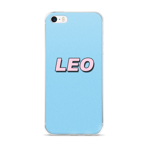 Leo Retro iPhone Case
