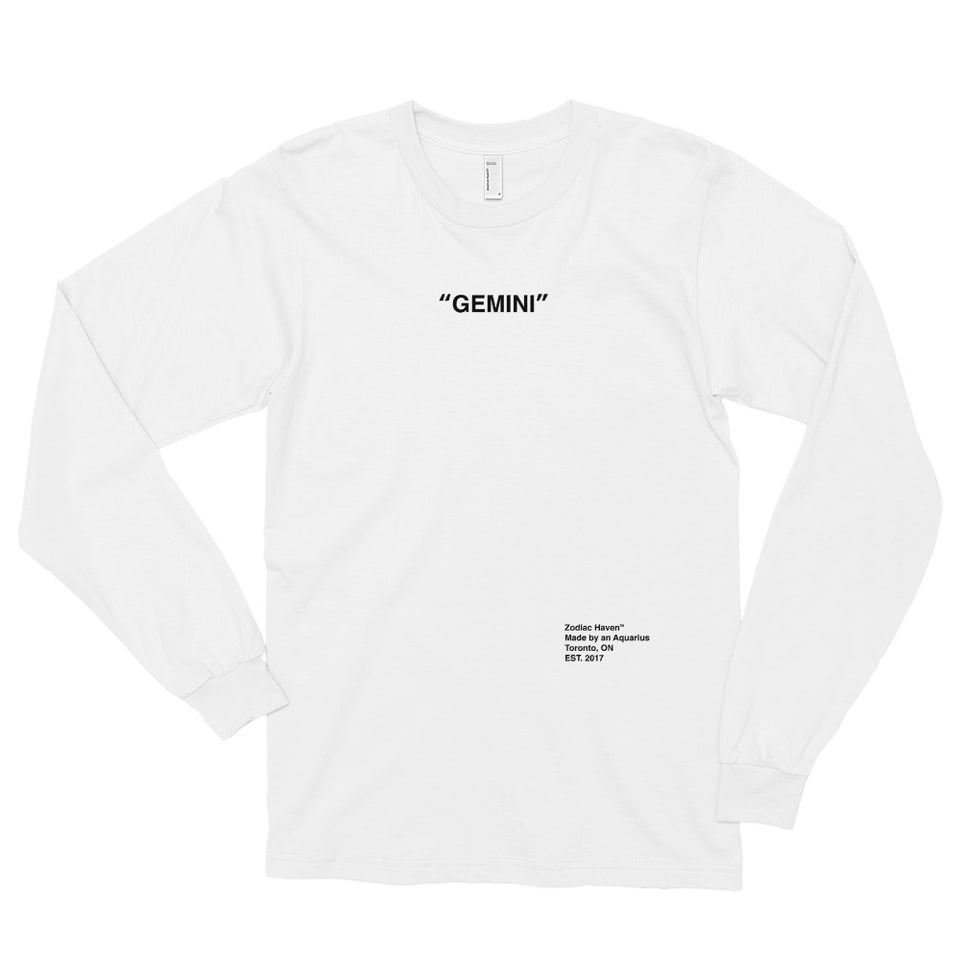 """Gemini"" Graphic Tee"